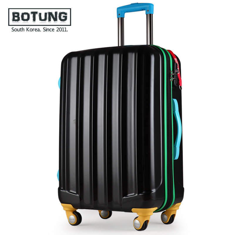 Luggage rod universal wheel Ultra-quiet suitcase Super toughness brand pull rod box JJ17 ...