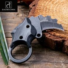 DAOMACHEN Mini karambit claw knife Pocket knife outdoor camping jungle survival