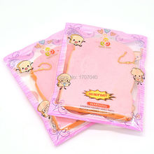 20PCS/LOT Super Jumbo Bread Toast Squishy Kawaii Pink Girl Toy Soft Slow Rising Decorations Gift Collectibles