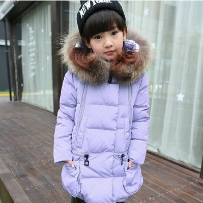 Undertakes to girls children down jacket down jacket cuhk childrens coat girls long thickening coat season against a clearanceUndertakes to girls children down jacket down jacket cuhk childrens coat girls long thickening coat season against a clearance