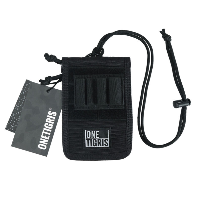OneTigris Tactical Field Notebook Cover Available With 3