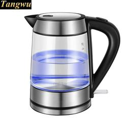 electric kettle USES a glass to automatically power off the