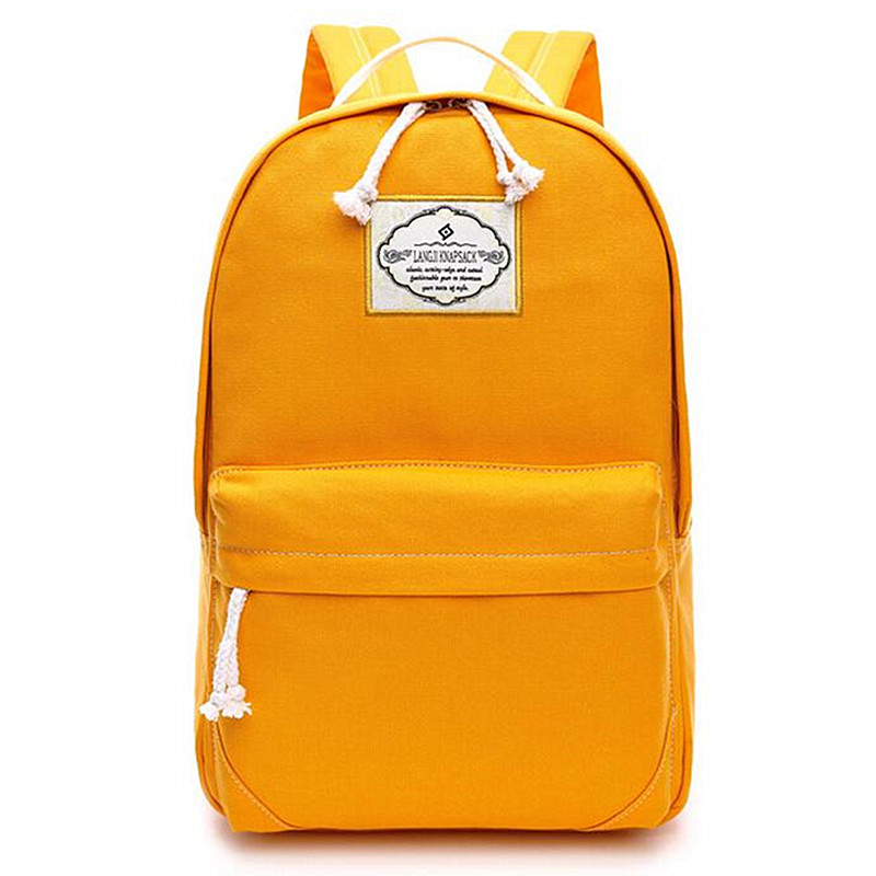 Vintage Fashion Canvas Backpacks for Teenage Girls Middle School Students School Bag Women Men Laptop Backpack Mochila Z29 jmd backpacks for teenage girls women leather with headphone jack backpack school bag casual large capacity vintage laptop bag