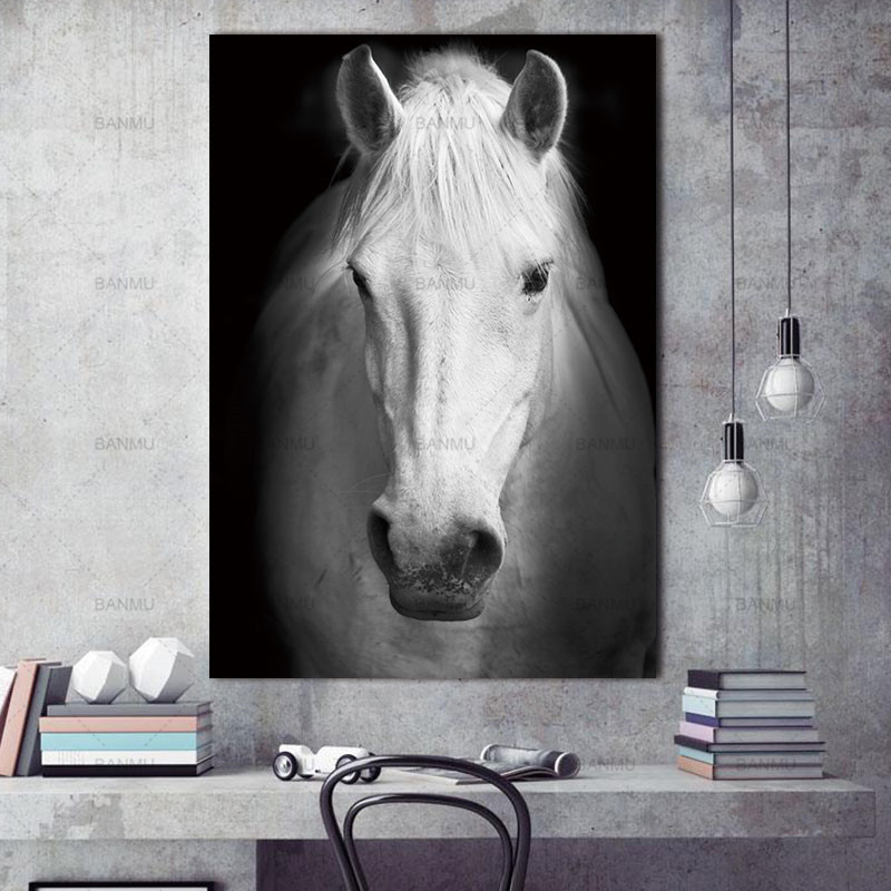 Wild animal Home decor Wall art 1