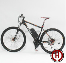 2014 New 29 inch 26 48 v, 750 w eight fun Mid - Drive Motor eBike electric mountain bike high-power bicycle