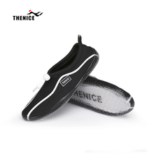 THENICE Diving Shoe Outdoors Sandals Swimming For Beach Volleyball Socks Snorkeling Shoes Upstream Men And Women