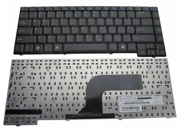 SSEA Free Shipping US New Keyboard For ASUS A3H A3A A3V A3F A3E A7M F5 F5M F5R F5RL F5L F5SV F5N Series