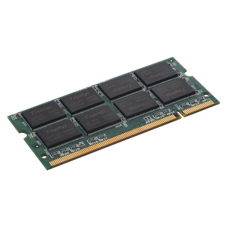 1 Gb 1g Ddr Ram Speicher Laptop 333 Mhz Pc2700 Non-ecc Pc Dimm 200 Pin Eine Lange Historische Stellung Haben