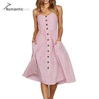 Romantichut Women Plus Size Casual Sleeveless Summer Black Print Beach Bandage Dress Boho Brand Long Dress