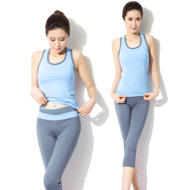 Factory Direct Selling Sports Suite Autumn Winter Brand New Yoga Clothes  Workout Clothes Dance Clothes Woman Free Shipping 1bef1119b76c