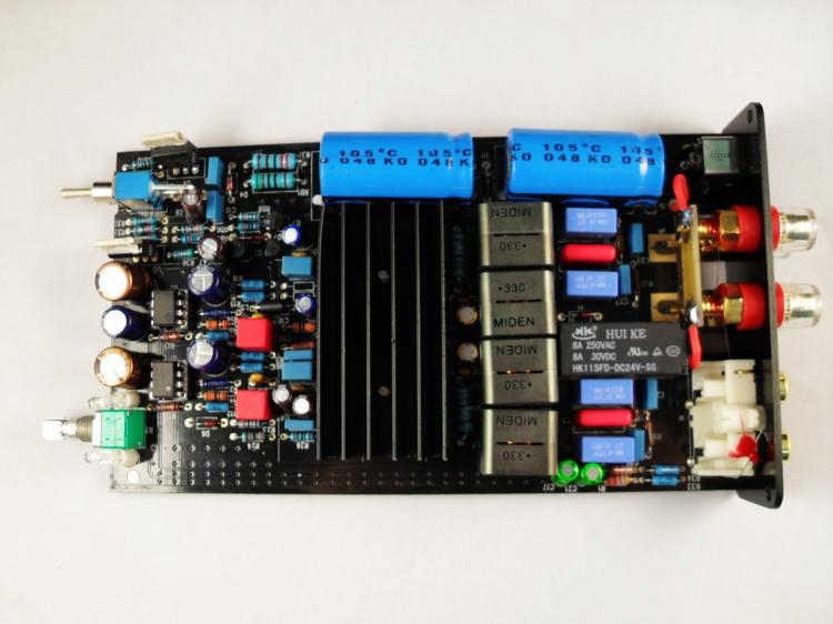 FX-аудио FX1002A TDA7498E высокой мощности Цифровой усилитель предусилитель аудио декодер HiFi усилитель