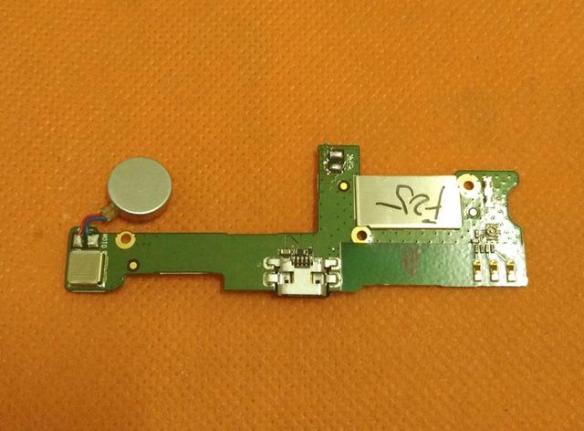 """Usado Placa Original Carga Plugue USB Para Gionee E7 Snapdragon 800 Núcleo Qua 5.5 """"FHD 1920x1080 Livre grátis"""