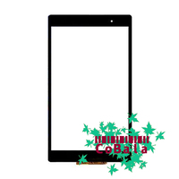 LOVAIN 10Pcs Black White For Sony Xperia Z3 Tablet Compact Mini Touch Screen Digitizer SGP611 SGP612