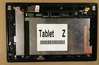 NeoThinking Black For Sony Xperia Tablet Z SGP311 SGP312 SGP321 Assembly With Frame Lcd Digitizer Touch