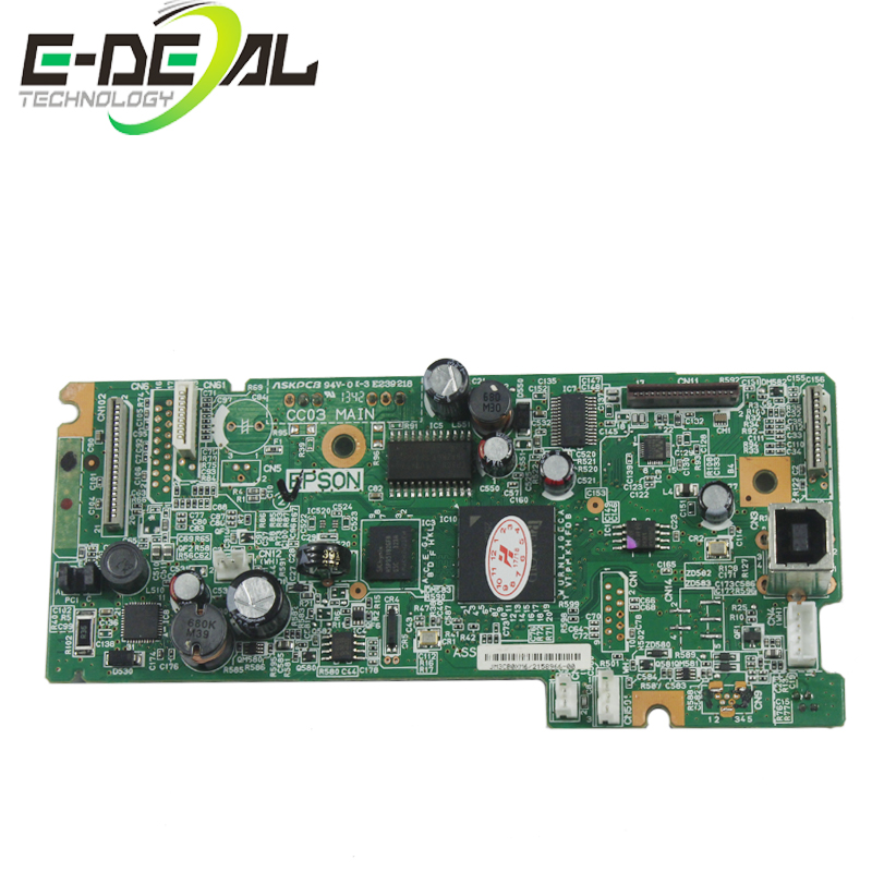 E-deal FORMATTER PCA ASSY Formatter carte logique carte mère carte mère pour Epson L355 L550 L555 L366 L375 L386 L395