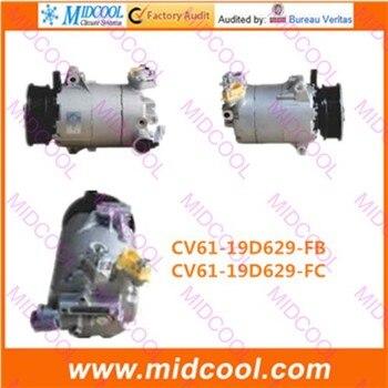 HIGH QUALITY AUTO AC COMPRESSOR VS16  FOR CV61-19D629-FB CV61-19D629-FC