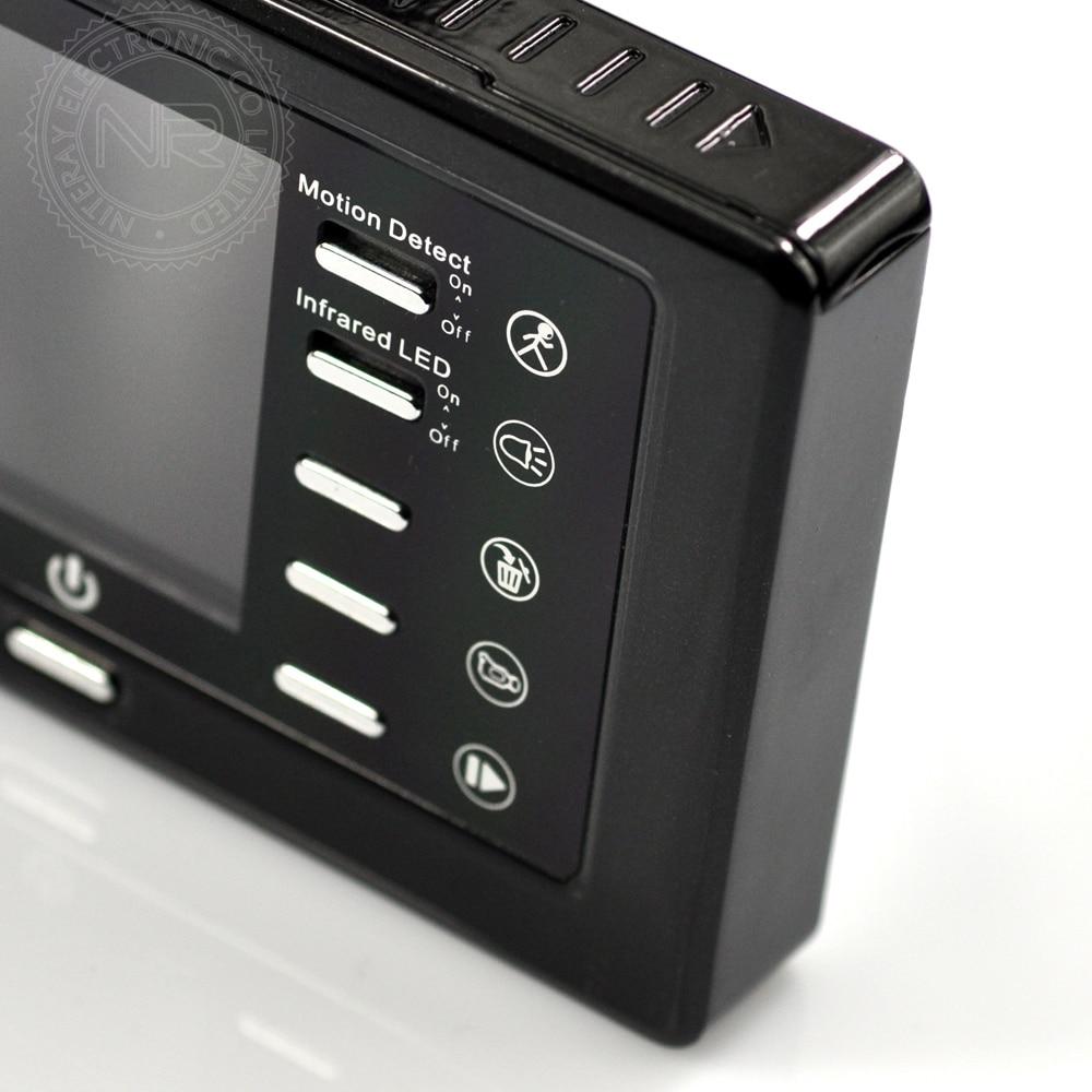 뜨거운 판매 !! 모션 감지 전면 도어 카메라 비디오 - 보안 및 보호 - 사진 2