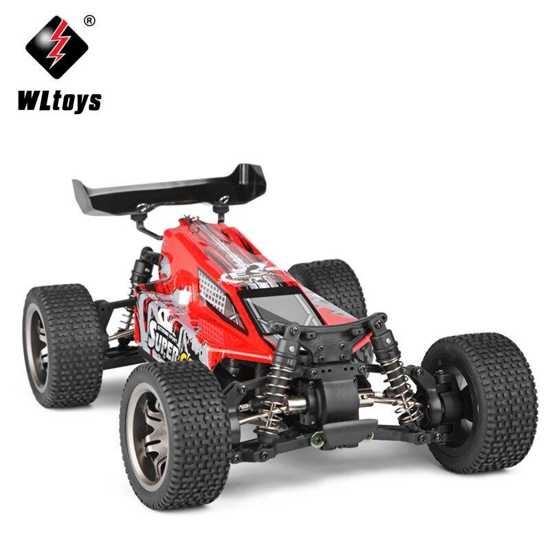 JJRC/WLtoys 12401 2.4G 4CH 1:12 4WD RC voiture électrique quatre roues motrices voiture de course RC tout-terrain conduite véhicule modèles de jouets