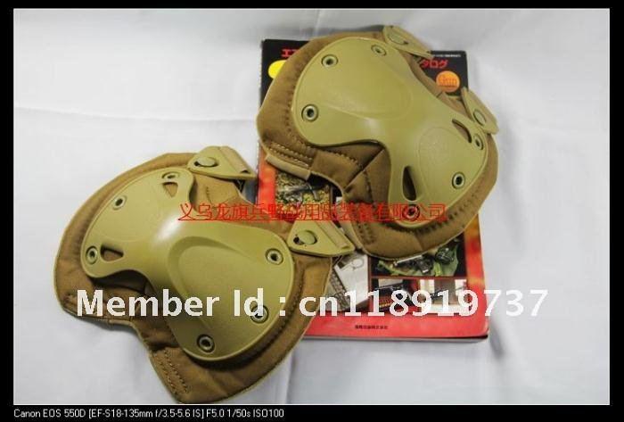 Трансформаторы прочные наколенники и налокотники протектор колодки комплект зеленый цвет пять Для Мужчин's CS открытый