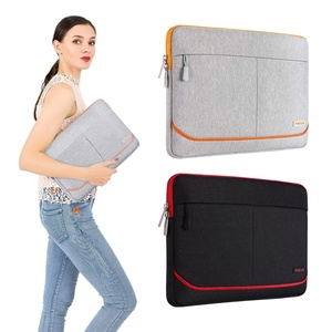 Image 2 - MOSISO Waterproof Laptop Sleeve Notebook Bag Pouch Case  for Macbook Air 13 Pro 13.3 Tablet protector Cover for Dell HP Asus