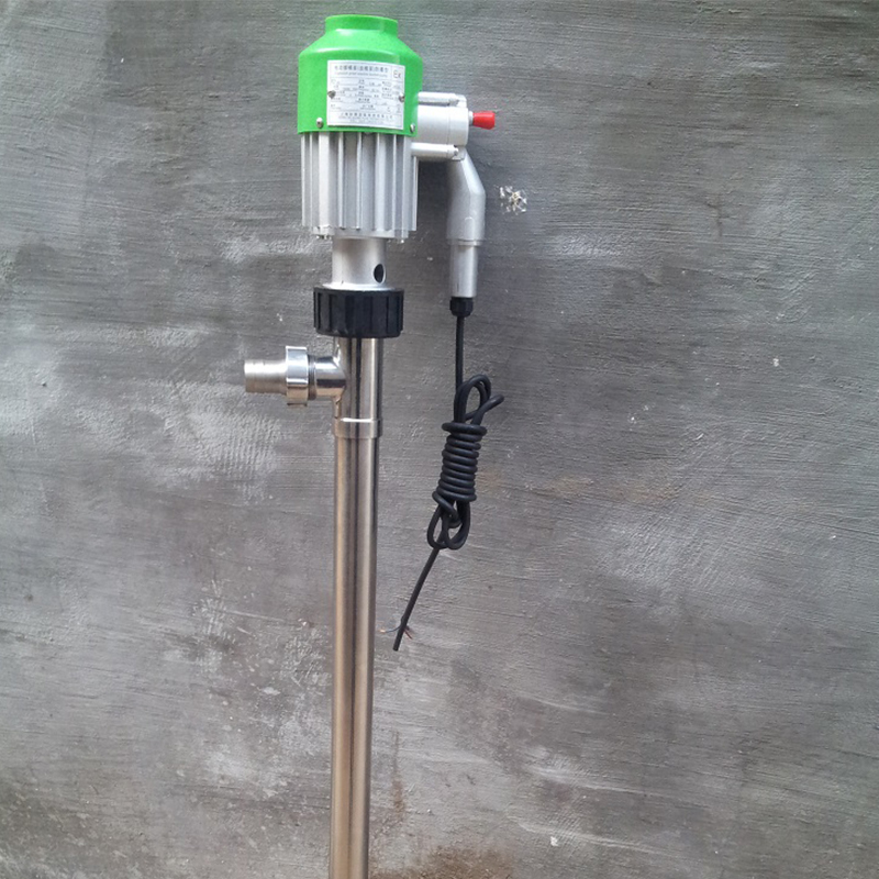 electric fuel pump made in china motor barrel pump low pressure electric fuel pump 24v dc diesel fuel pump made in china