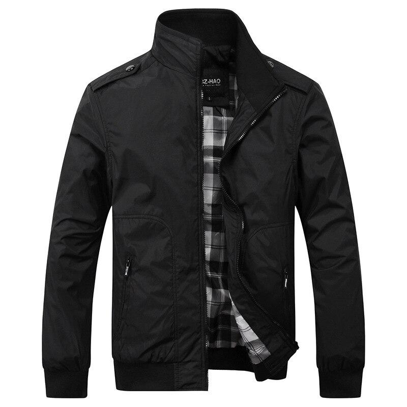 Winter Jacket Men Brand Men's Spring Autumn Jacket Men