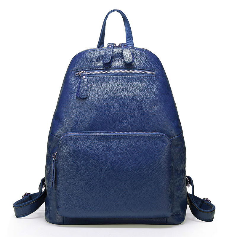 Special Offer Price 100 Soft Natural Genuine Leather Women Backpack First Layer Cow Leather Female Backpacks