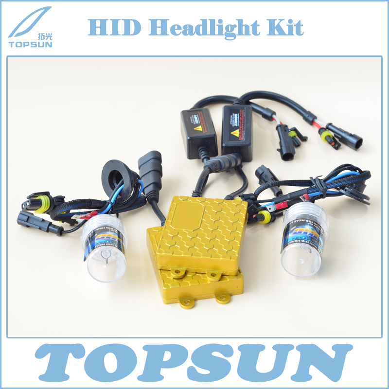 Free Shipping 24v 55w Car Light Kit, Slim HID Ballast and TC Xenon Bulb H1 H3 H7 H8 H9 H10 H11 9005 9006 880 (H27) 881