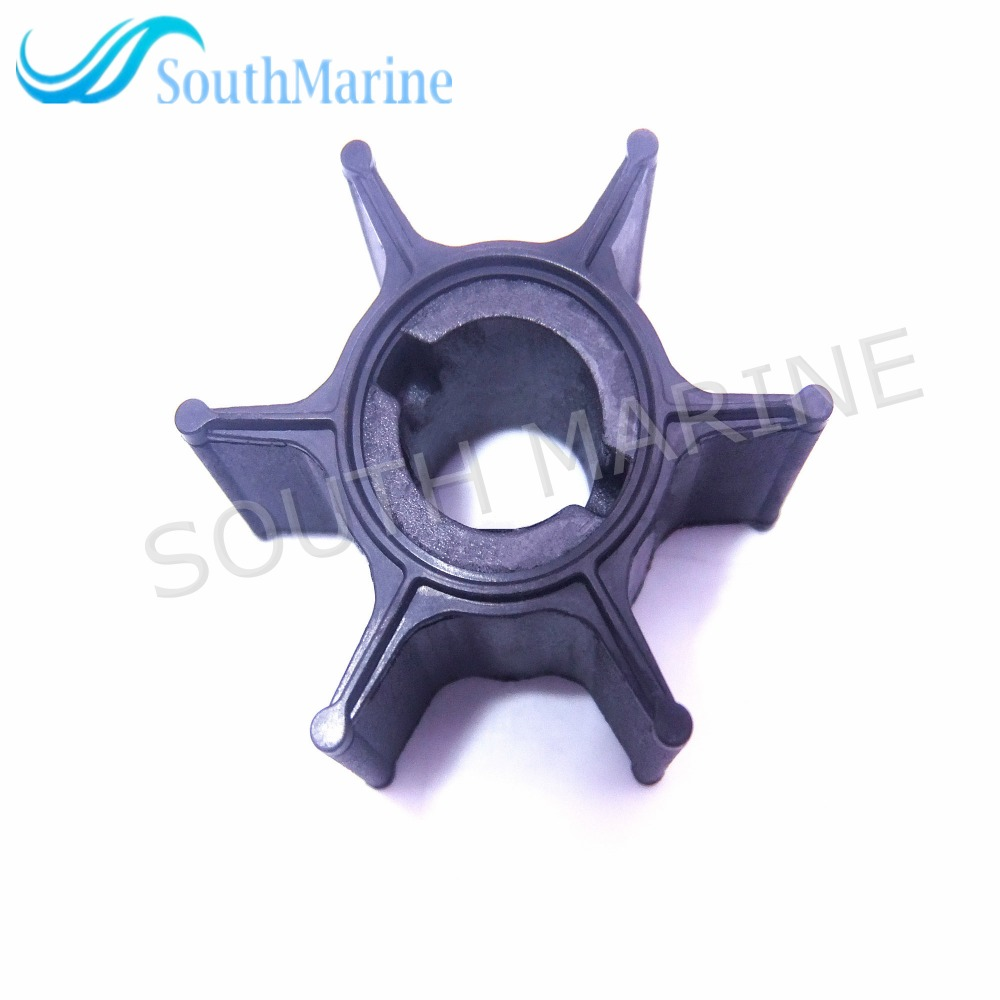 Image 2 - Boat Motor 17461 97JM0 Neoprene Impeller for Suzuki DF2.5 Outboard Engine part Free Shipping-in Boat Engine from Automobiles & Motorcycles