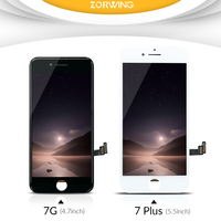 Grade AAA Quality 5 5 Inch Replacement Screen LCD For IPhone 7 Plus 7Plus Display With