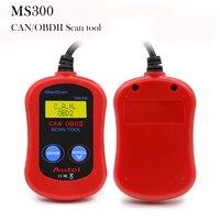 Süper Kalite Autel MaxiScan MS300 Tarayıcı CAN/OBDII Tarama aracı MS 300 OBD2 EOBD Kod Okuyucu Veri Tester Yeni teşhis Aracı