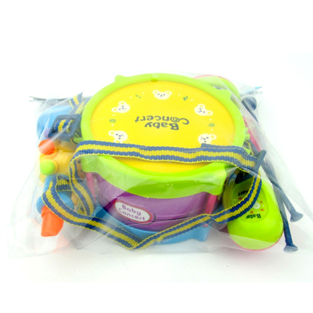5pcs-Educational-Baby-Kids-Roll-Drum-Musical-Instruments-Band-Kit-Children-Toy-Baby-Kids-Gift-Set-4