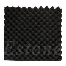 50x50x3cm Acoustic Soundproof Sound Stop Absorption Pyramid Studio Foam Sponge