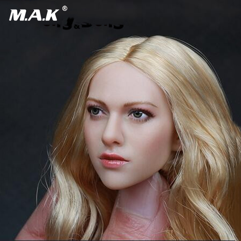 1/6 Scale Headplay Female Head Sculpt Model Beautiful Girl Head Sculpt For 12 Action Figure Body Toys Accessories Collections 1 6 scale figure accessories doll female head for 12 action figure doll head shape fit phicne