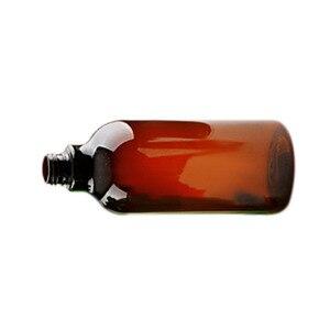 Image 5 - Rastgele 500ML Amber PET sprey boş şişeler tetik püskürtücü uçucu yağlar aromaterapi parfüm doldurulabilir şişe seyahat için