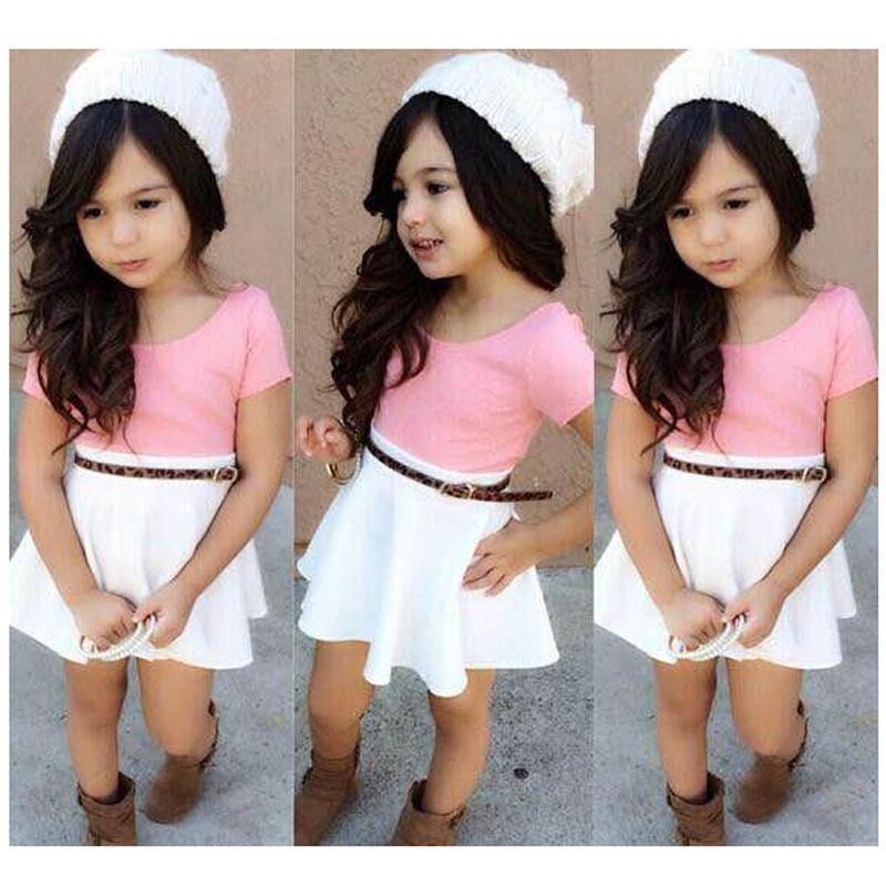 moda peinada los nios vestidos para nias ropa para las nias aos chico vestido de