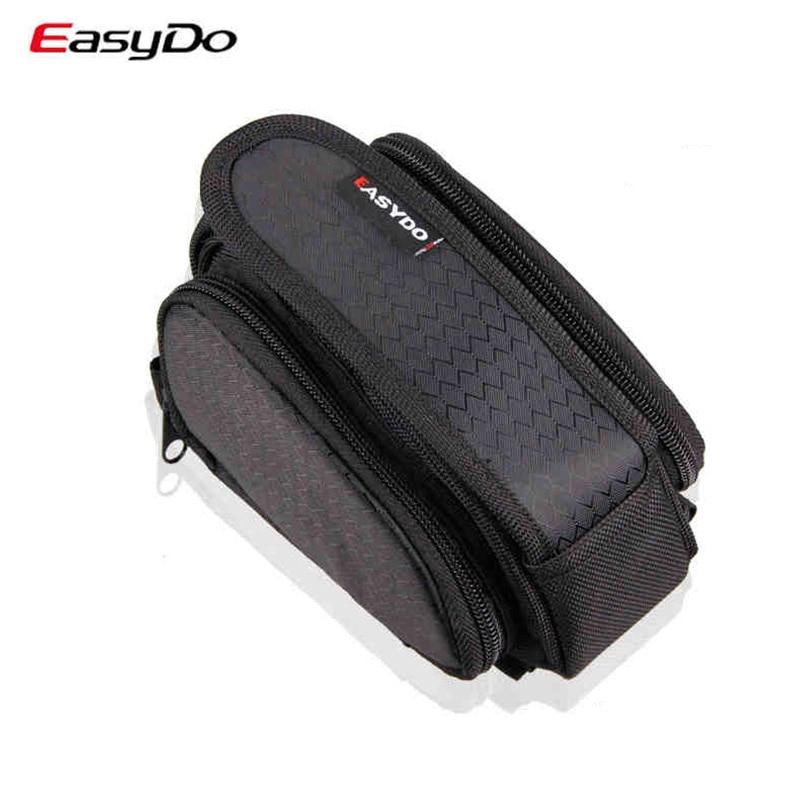 Easydo 2017 Cycling Bicycle Bag Bike Top Tube Saddle Bag Multi Function Sports Storage Bag Rainproof MTB Mountain Road Bike Bag