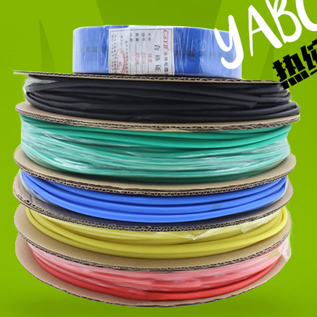 Shrink Tubing Rolls Wires - WIRE Center •