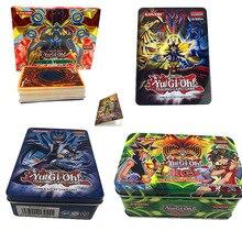 Набор редких карточек Yugioh Yu Gi Oh детские бумажные карты игра Yu-Gi детские игрушки-карты