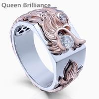 女王ブリリアンス4ミリメートルlabはモアッサナイト