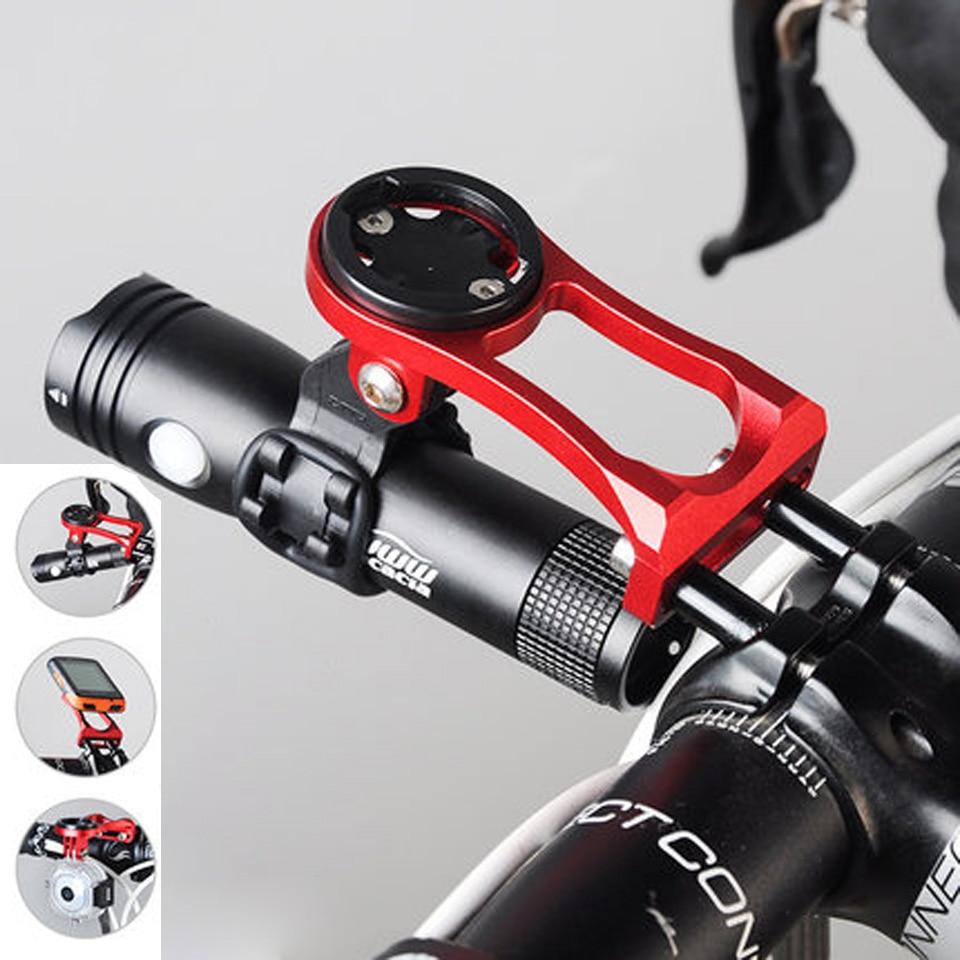 Bicycle Phone Sticker Bike Computer Mount GPS Bracket for Bryton Black