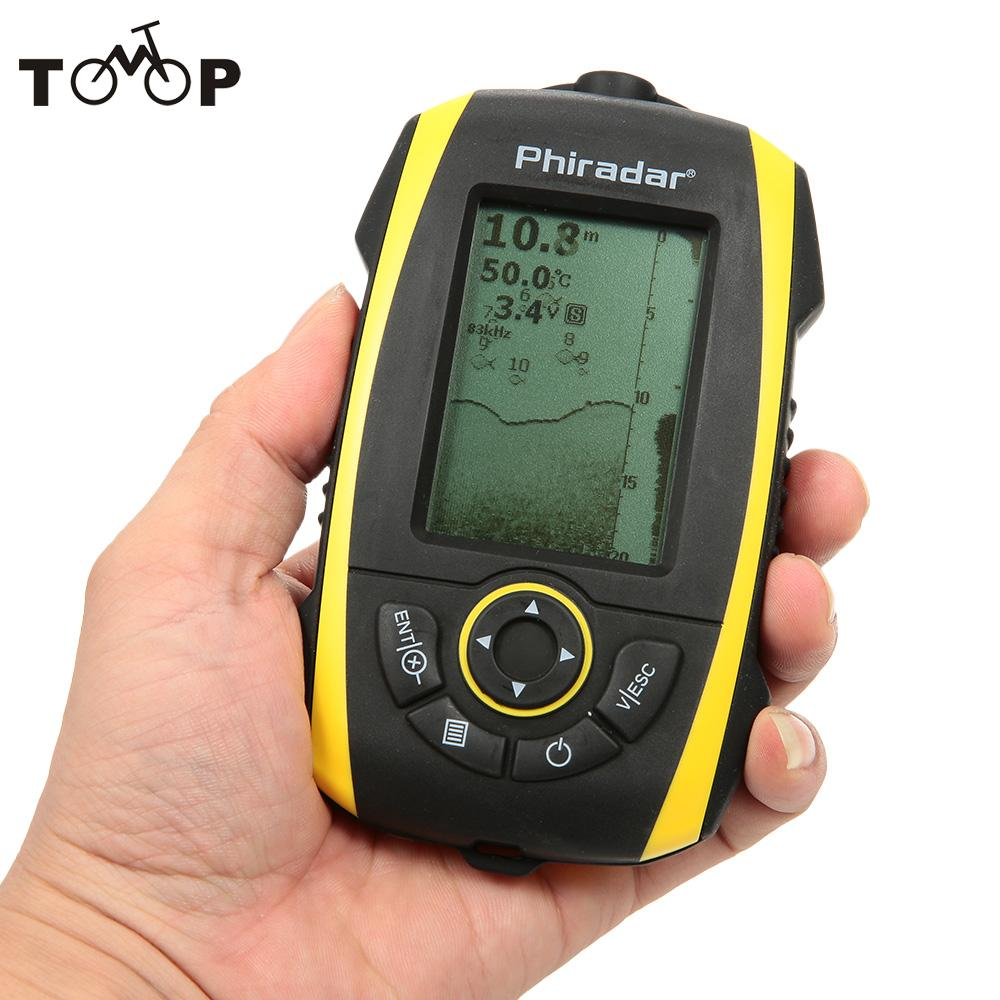 compare prices on sonar depth finder- online shopping/buy low, Fish Finder
