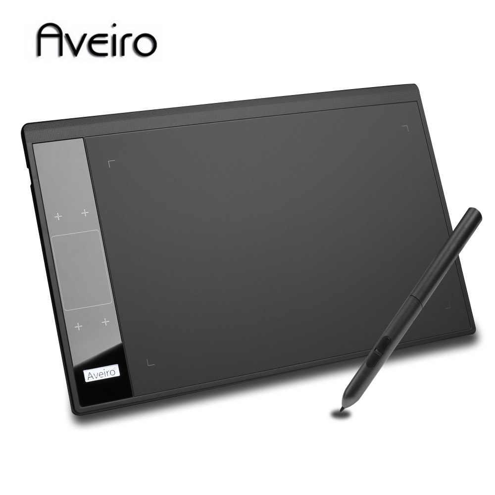 Aveiro オリジナルデジタル錠 8192 レベルグラフィック錠署名ペンプロのアニメーション描画ボードパッドおもちゃ