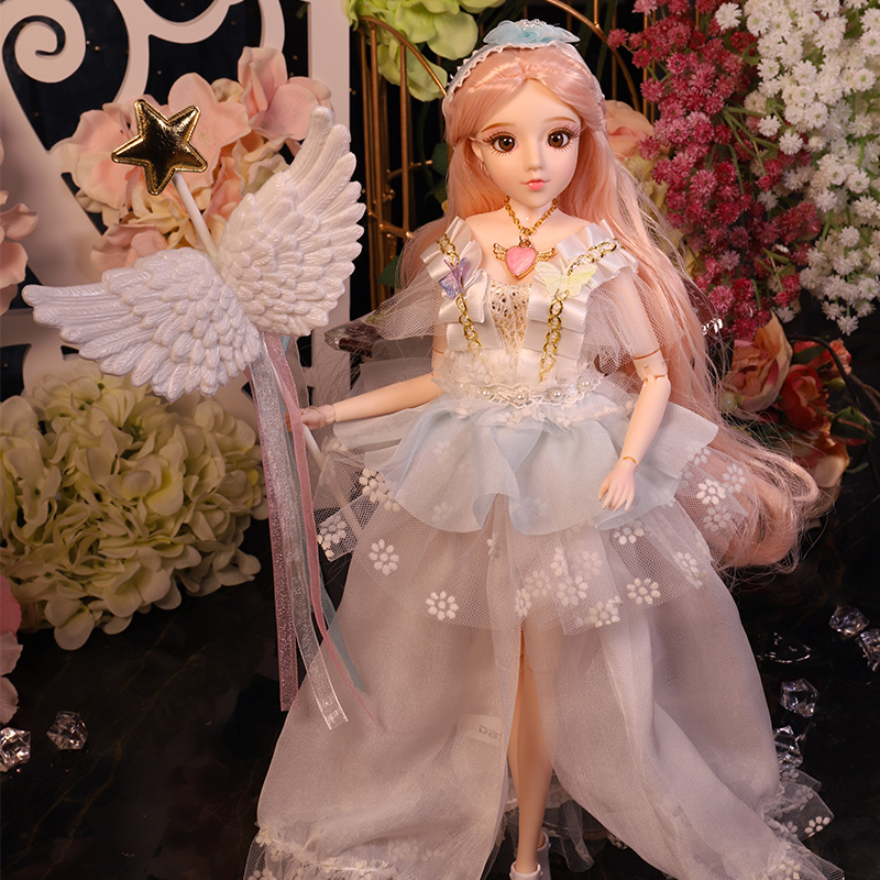 32cm Collectible Fashion Doll Tarot Series Justice Doll for Girls Age 10 and Up 14 Joint Body Birthday Gifts32cm Collectible Fashion Doll Tarot Series Justice Doll for Girls Age 10 and Up 14 Joint Body Birthday Gifts