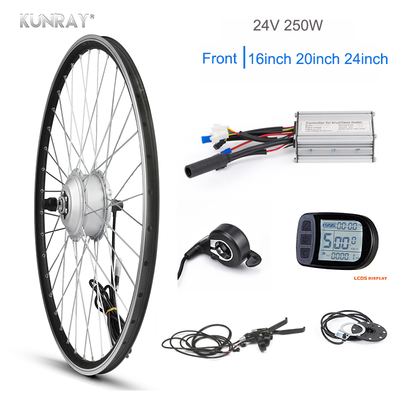 Risunmotor 24-72V KT LCD3 Display Meter//Control Panel Ebike Electric Bicycle