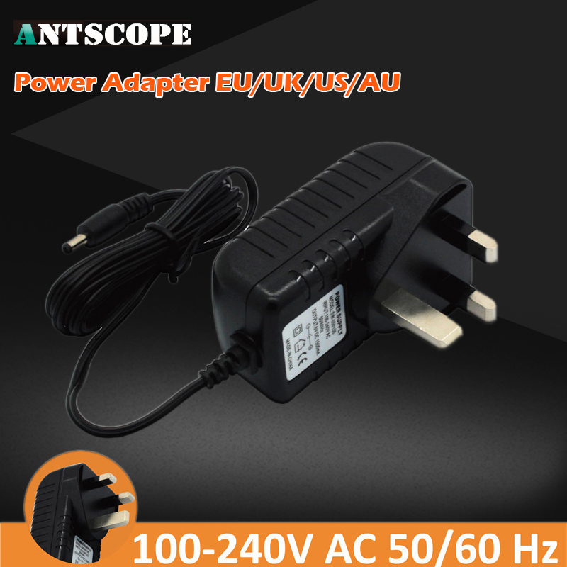 New Universal AC 100-240V EU/UK/AU/US Plug For DC 12V 2A 24W Power Supply Adapter Charger For LED Strips CCTV Security Camera