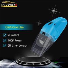 цена 2019 100W VVVIST Mini Car Vacuum Cleaner Car Cleaner Handheld Portable 12V Powerful Auto Cleaning Tools Car Vacuum Cleaner 3609