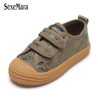 Genuine Leather Shoes Kids Girls 2019 New Spring Autumn Suede Toddler Boy Shoes Baby Beautiful Flat with Boys Sneakers C06031
