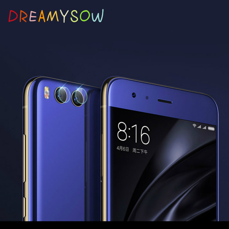 Back Camera Lens Tempered Glass For Xiaomi Redmi Note 4 4X Pro 64 &32GB For Xiaomi Mi6 Mi5 5X 5S Plus Max Camera Protector