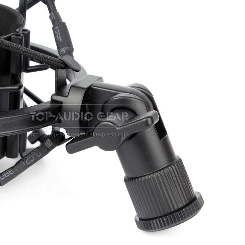 Araignée Microphone support de montage choc Studio support antichoc pour Neumann TLM193 U87Ai TLM 193 U 87 Ai 87Ai U87 TLM 102 TLM102